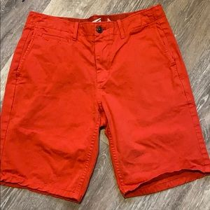 Gap men's red shorts size 30